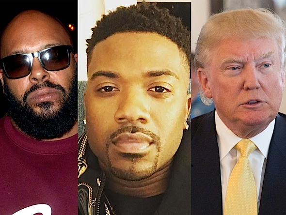 Ray J Denies Reports He's In Talks With Trump To Get Suge Knight Out Of Jail [VIDEO]