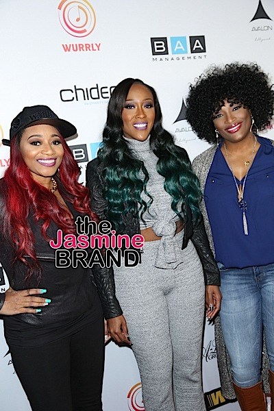 EXCLUSIVE: SWV In Talks With Networks About New Biopic