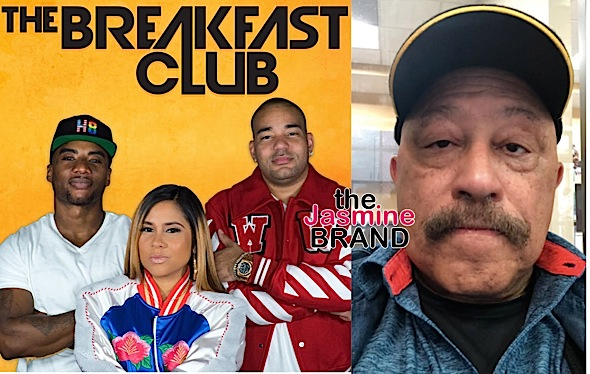 "Judge Joe Brown Slams ""The Breakfast Club"", Challenges Them To Debate Over Harriet Tubman Comments"