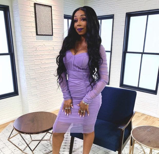 "Tiffany ""New York"" Pollard Gets Breast Reduction, Says Implants Were Making Her Sick: Diarrhea Every Morning & Panic Attacks!"