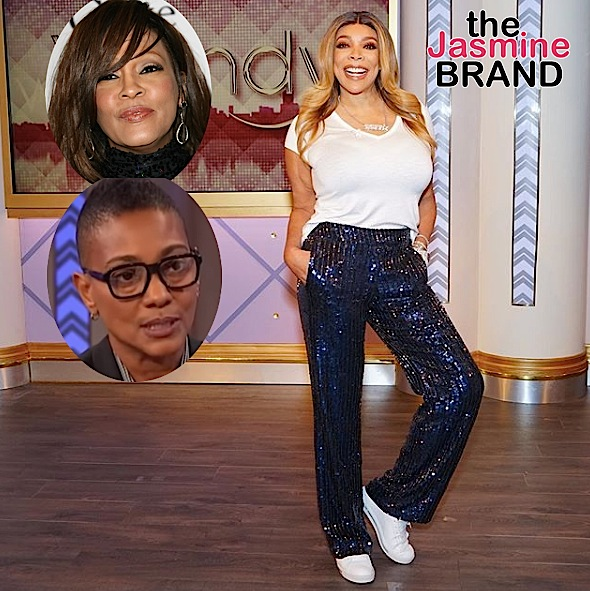 Wendy Williams Denies Romance With Whitney Houston's Friend Robyn Crawford: I Am No Lesbian, I Like The D!
