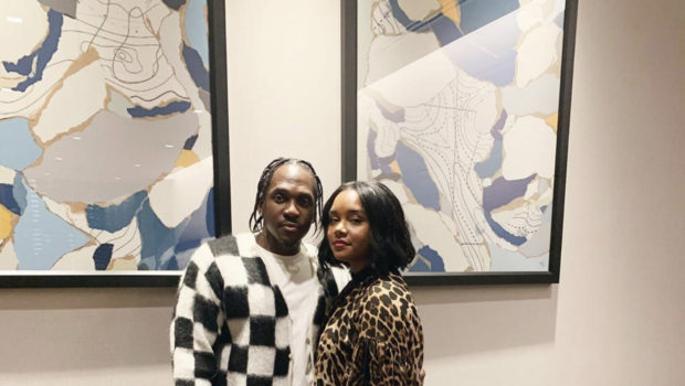 Pusha T & Wife Are Having A Baby!