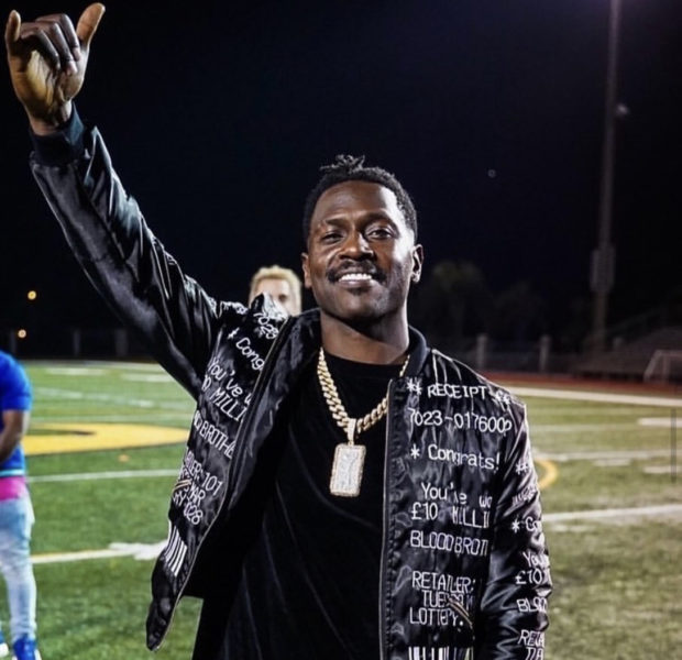 Antonio Brown Calls Out The New Orleans Saints, Says His Recent Workout Was A Publicity Stunt