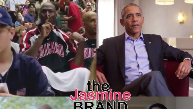 """The Last Dance"" Docu Focuses On Chicago Bulls + Features Michael Jordan, Scottie Pippen, Barack Obama, Kobe Bryant & Nas [Trailer]"