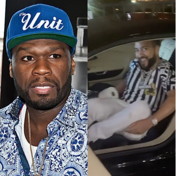 50 Cent Clowns French Montana's New Bugatti: That's A 2010, Put That Bulls— Back On The Truck, French Montana Responds