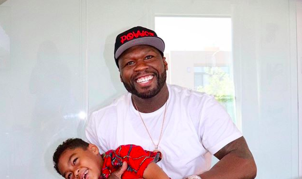 50 Cent's Son Sire Wants An Entire Toy Store For Christmas [VIDEO]