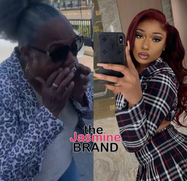 Megan Thee Stallion Surprises Grandmother, Buys Her A New Truck: I'm Gonna Give You Everything You Deserve [VIDEO]