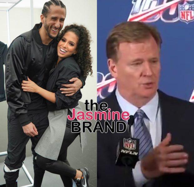 Colin Kaepernick's Girlfriend Nessa Diab Calls Out NFL Commissioner Roger Goodell