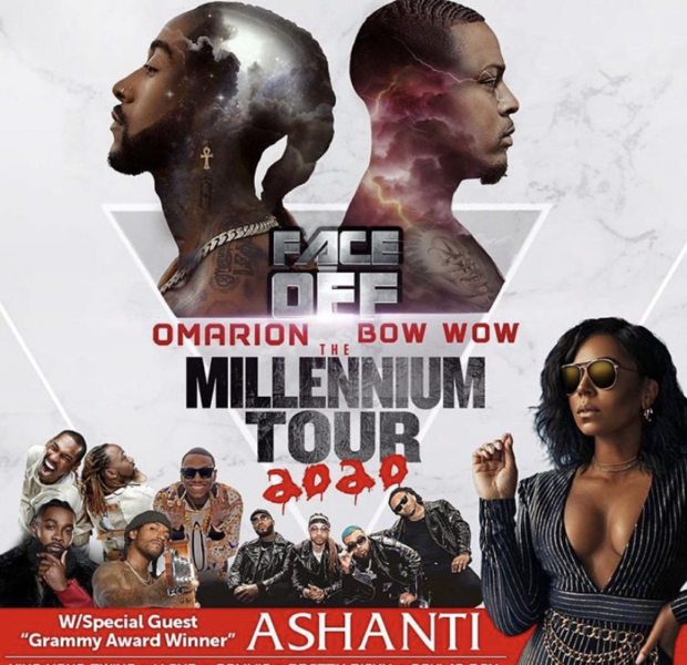 Ashanti Joins Bow Wow And Omarion On The Millennium Tour