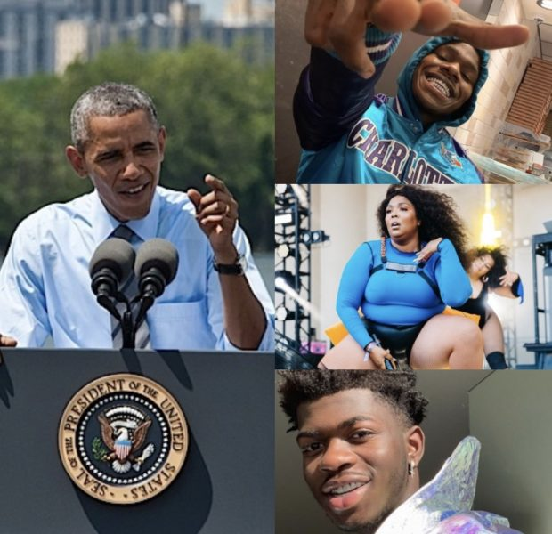 Barack Obama's List Of Favorite Songs Include DaBaby, Lizzo, Lil Nas X & Summer Walker