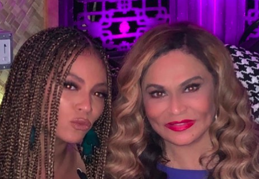 Tina Lawson To Beyonce: You've Been Doing The D*mn Thing Since Your Were 16!