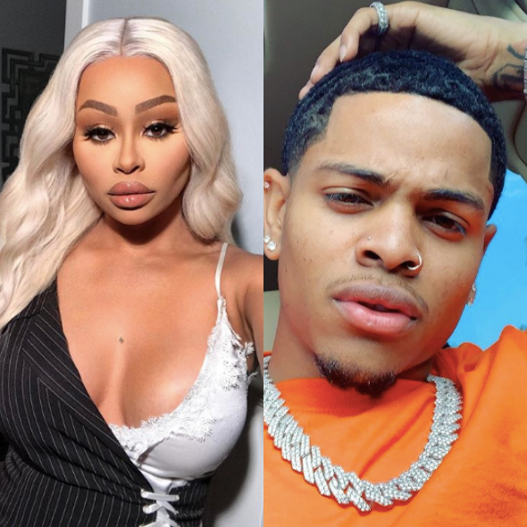 Blac Chyna's Ex Mechie Talks Their Alleged Sex Tape: That Was Just A Long Night [AUDIO]