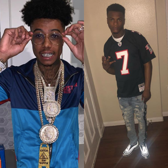 Blueface Beefs With Meek Mill's New Artist Yung Ro After He Says He Refuses To Splurge On Jewelry