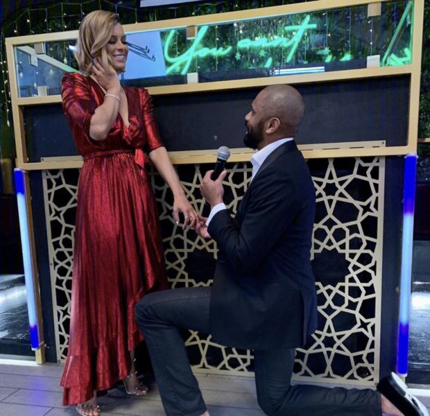 Robyn Dixon On Recent Engagement To Ex-Husband Juan Dixon: Sweeter The Second Time Around