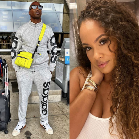 Chad Ochocinco Seemingly Reflects On Domestic Violence Incident With Ex Evelyn Lozada: I Lost My Temper For 3 Seconds Years Ago & It Cost Me A Lifetime's Worth Of Work