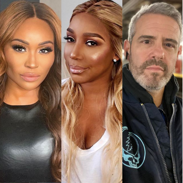 NeNe Leakes Comes For Cynthia Bailey 'We Ain't Thinkin About You Girl!' Addresses Andy Cohen Possibly Throwing Shade 'It's Not Cool'