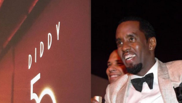 Diddy Throws Lavish Birthday Bash For His 50th Birthday