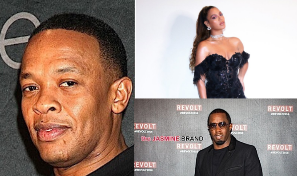 Dr. Dre Is The Top-Earning Musician Of The Decade + Beyonce, Jay-Z, Diddy Make Top 10