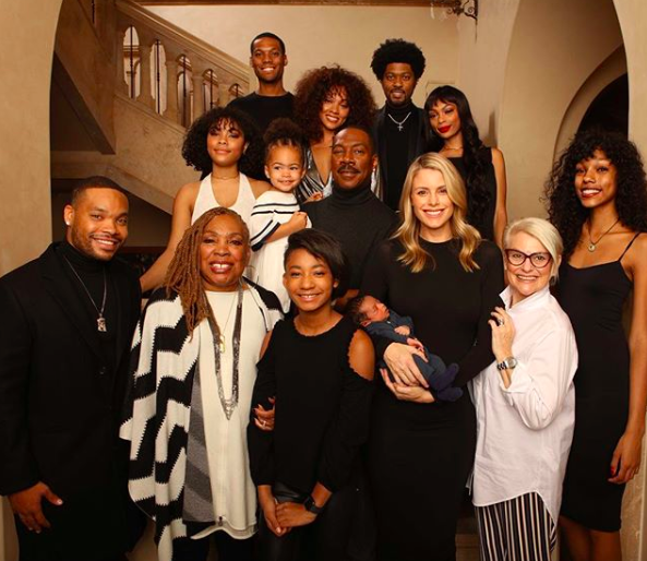 Eddie Murphy Jokes About Reactions He Gets To Having 10 Kids: Murphy Must Be Doing His Thing, He Must Be Getting It In!
