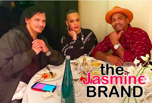 Faith Evans Reunites With El DeBarge [PHOTOS]