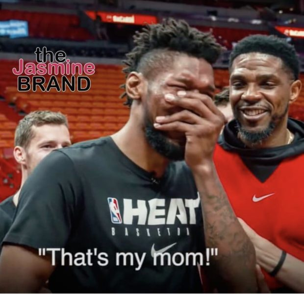 Miami Heat's Chris Silva Gets Emotional After Reuniting With His Mother [WATCH]