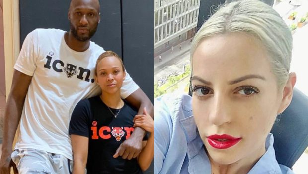 Lamar Odom's Fiancée Accuses 'Sick & Miserable' Ex-Manager of Hacking His Social Media