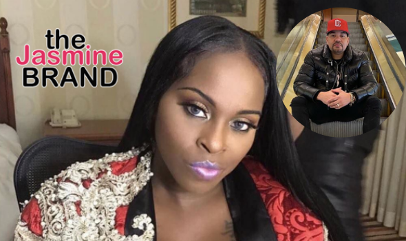 Foxy Brown Blasts DJ Envy After He Asks 'Whatever Happened' To Her: Play Nice I Gave You Life!