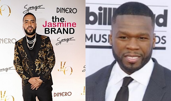 French Montana Lashes Out At 50 Cent Over Dissing His Car: 5 Times Bankrupt A– Donkey