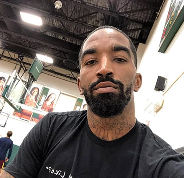 J.R. Smith Says This Christmas Was 'One Of The Hardest' After Alleged Cheating Drama