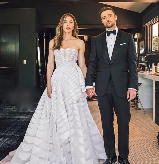 Justin Timberlake — Singer's Wife Jessica Biel Reportedly Not Pressed About Photos Of Him Holding Hands With Co-Star: She'll Never Break Up Her Family Over Something Like This