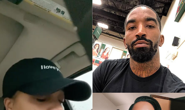 J.R. Smith's Wife Prays For Him & His Alleged Mistress, Actress Candice Patton, Amid Cheating Rumors [WATCH]