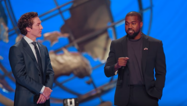 Kanye West & Joel Osteen Teaming Up For Yankee Stadium Event
