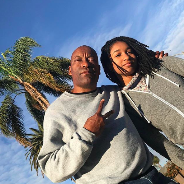 John Singleton's Daughter Cleopatra Granted Monthly Allowance Of Nearly $3,000 & A Semester To Study Abroad