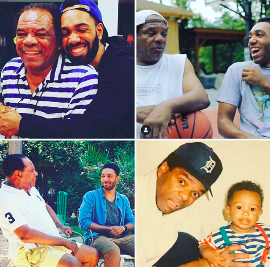 John Witherspoon's Son Shares Sentimental Message: I Keep Having Dreams About You