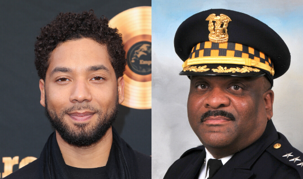 Jussie Smollett — Chicago Police Chief Who Accused Actor Of Staging Attack Has Been Fired After Drunk Driving Incident