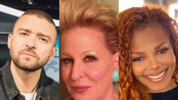 Bette Midler Wants Justin Timberlake To Apologize To Janet Jackson For 2004 Super Bowl Controversy: When Is Janet Jackson's Boob Gonna Get An Apology?