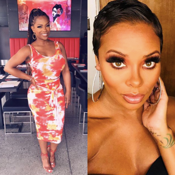 Kandi Burruss Addresses 'Real Housewives Of Atlanta' Drama With Eva Marcille: Did I Lie?!