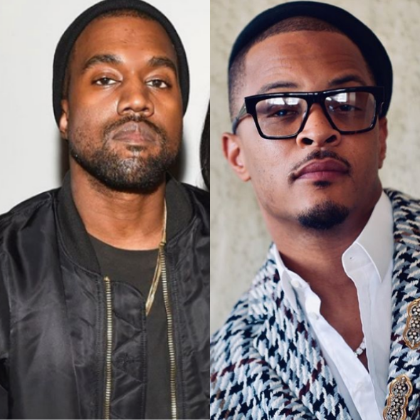 Kanye West Seemingly Defends T.I. Over Checking His Daughter's Hymen: He's Talkin' About Somethin' That's God-Approved