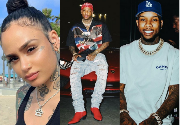 Kehlani Says She's 'Single' After YG Drama, Denies Dating Tory Lanez