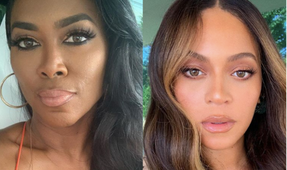 Kenya Moore's Claim That She Gets Mistaken For Beyonce 'Everyday' Resurfaces & The Reactions Are Hilarious [WATCH]