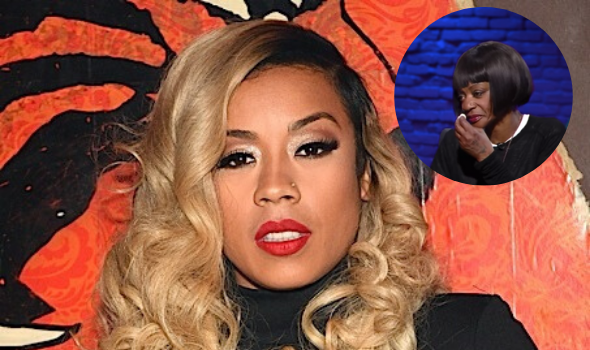 Keyshia Cole's Mom Frankie Insists Her Dad Is An Italian Man She Met 'When I Was A Lady Of Leisure' [WATCH]
