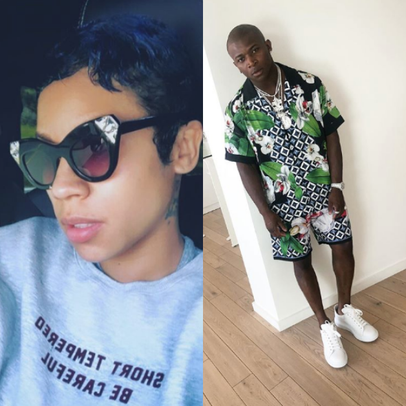 Keyshia Cole Reacts To Fan Who Says She Was 'Low Key Hating On' O.T. Genasis