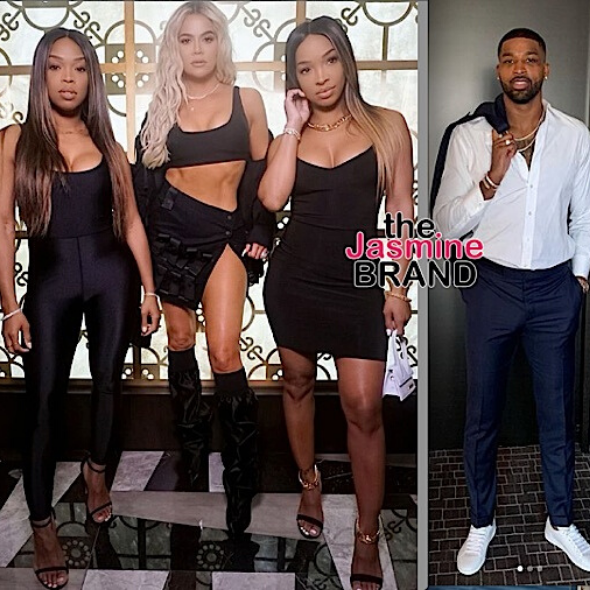 Khloe Kardashian Defends BFFs Malika & Khadijah Haqq After They're Criticized For Trying To Help Tristan Thompson: Stop Talking About My Friends!