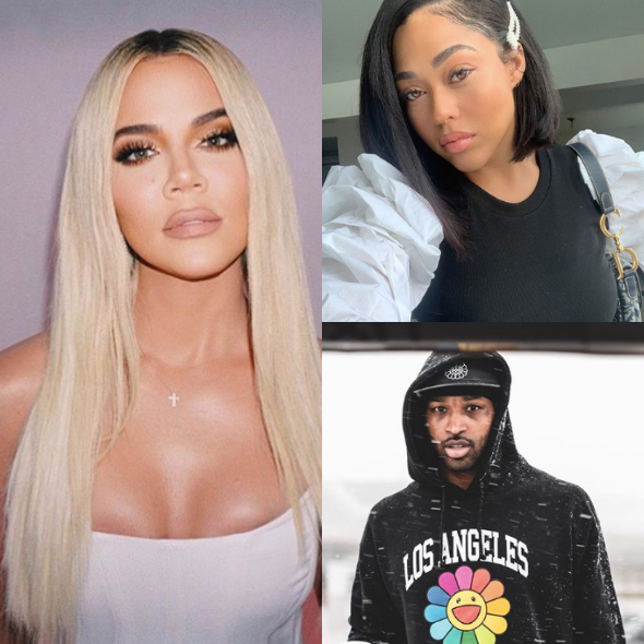 Khloe Kardashian Reacts After Her Family Is Called Out For Forgiving Tristan Thompson After Jordyn Woods Scandal: 'We've Forgiven Both Parties!'