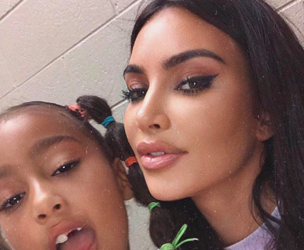 "Kim Kardashian Denies Rumors She Bought Daughter JFK's Blood Stained Shirt: ""This Is Obviously Fake!"" [Photo]"