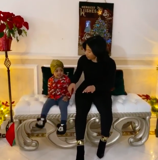 Cardi B's Daughter Kulture Sings With Rapper's Sister Hennessy In Adorable Video [WATCH]