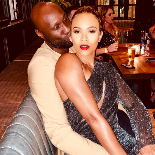 Lamar Odom's Fiancée Sabrina Parr Says She's The Reason They Pushed Back Their Wedding: I'm In No Rush