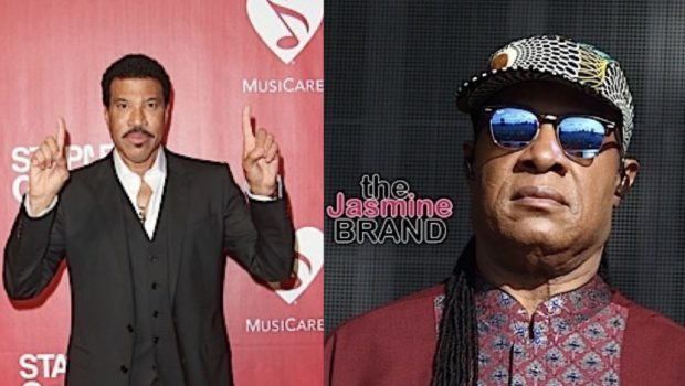 Lionel Richie Jokes That Stevie Wonder Isn't Really Blind: I've Been Spending My Whole Life With Him Thinking He Can See!