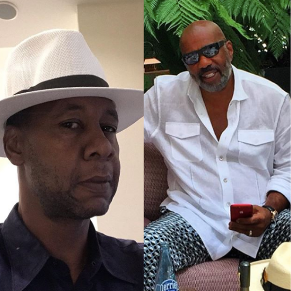 Mark Curry Blasts Steve Harvey: He Stole My Material When He Was On That Bulls*** Show!