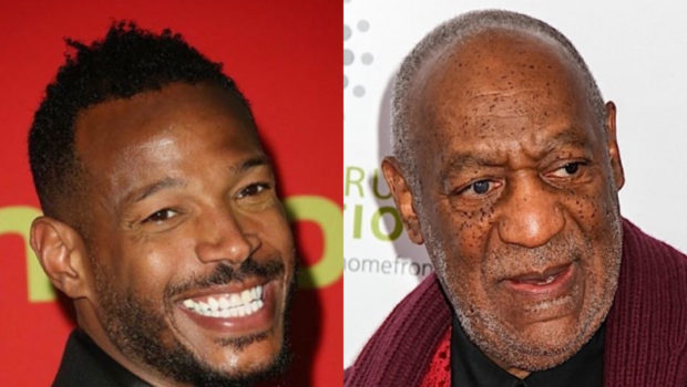 "Marlon Wayans Jokes That He Prayed For Bill Cosby's Jail Time After He Criticized ""The Wayans Brothers"": That Was My Prayer! That's What You Get!"
